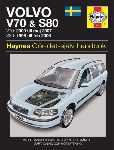 Haynes reparationshandbok för Volvo V70