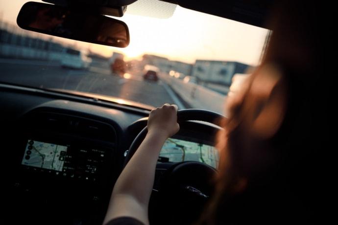 Vibrationer eller skakningar i ratten