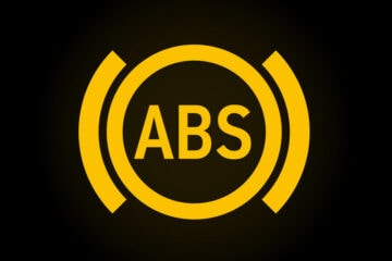 ABS-lampa