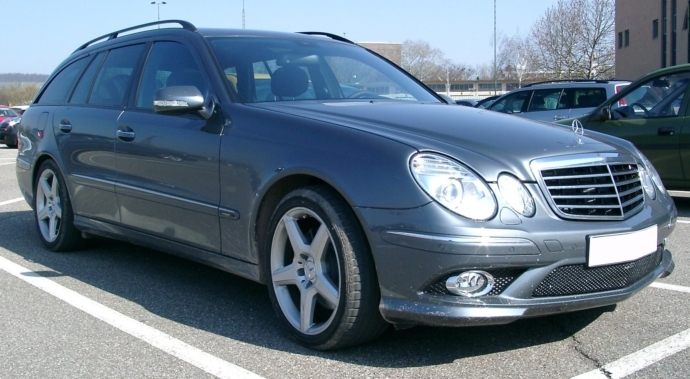 Mercedes E-klass w211